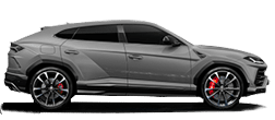 lamborghini urus grigio opaco 2021 vami luxury rent